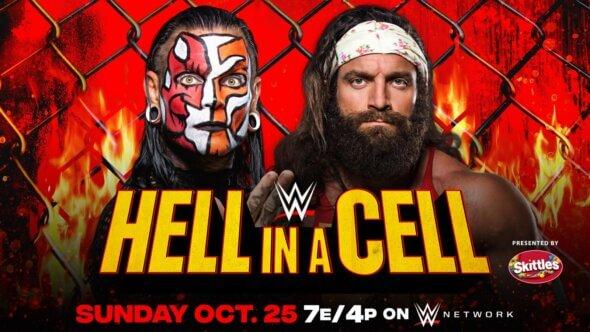 Jeff Hardy x Elias