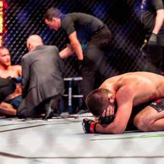 Khabib UFC 254
