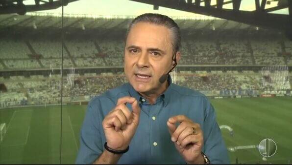 Luís Roberto Pedro Flamengo Lewandowski