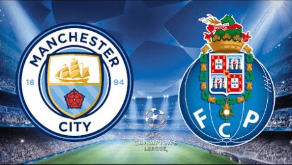 Manchester City x Porto ao vivo
