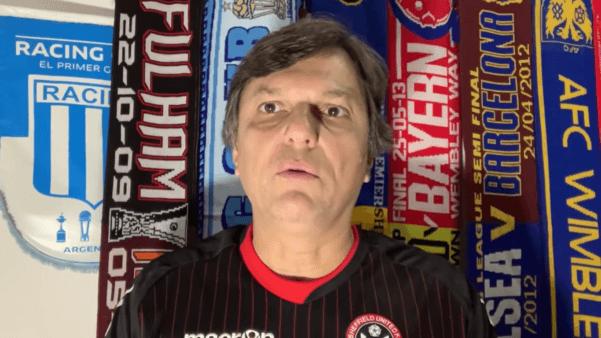 Mauro Cézar Pereira (foto) detonou Vanderlei Luxemburgo