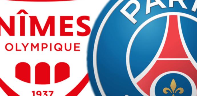 Nîmesx PSG assistir ao vivo