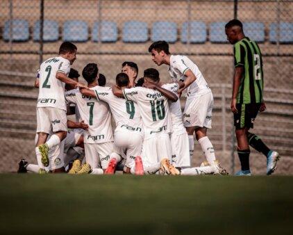 Assistir Palmeiras x Chapecoense Brasileirão Sub-17 AO VIVO