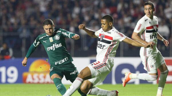 Assistir Palmeiras x São Paulo AO VIVO Brasileirão