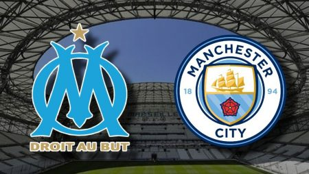 Olympique x Manchester City ao vivo