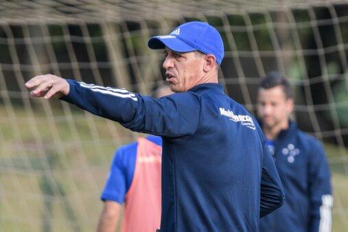 Provável escalação Cruzeiro Juventude Série B Felipão