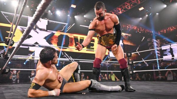Resultados WWE NXT Takeover 31