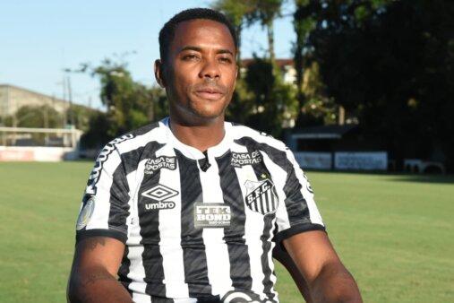 Robinho Cruzeiro