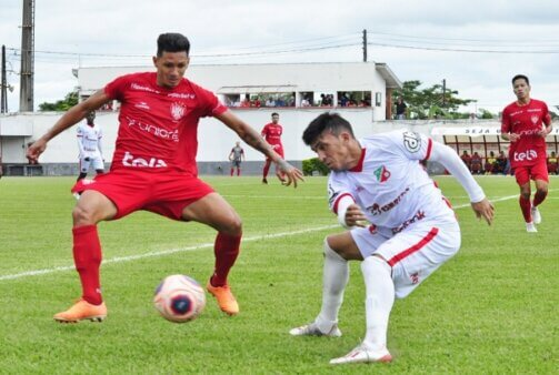 Assista Velo Clube x Noroeste AO VIVO pelas semifinais do Paulistão Série A3 (Foto: Bruno Freitas/ EC Noroeste)