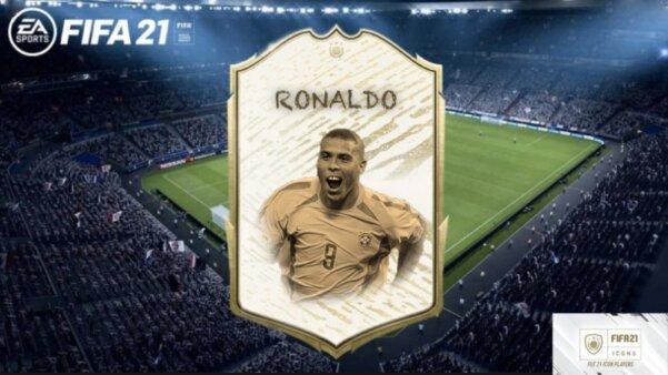 Ronaldo, FIFA 21