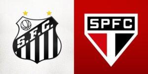 Santos x São Paulo assistir ao vivo