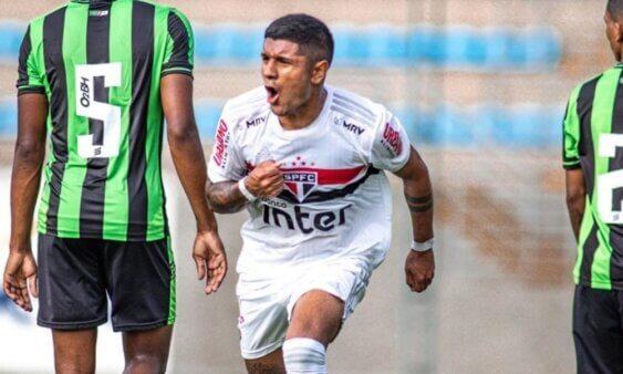 Assistir São Paulo Internacional AO VIVO Brasileirão Sub-20