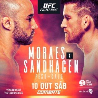 UFC Fight Night 5 resultados
