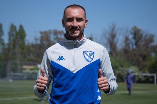 Federico Mancuello é o novo reforço do Vélez Sarsfield