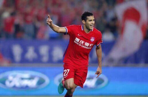 Alan Kardec em ação pelo Chongqing Lifan