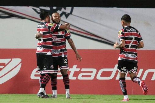 Jacuipense x Santa Cruz AO VIVO: onde assistir ao jogo do Brasileirão Série C (Foto: Divulgação/ Facebook oficial do Santa Cruz FC)