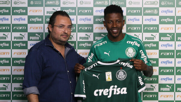 Ramires, Palmeiras