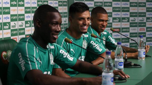 Gabriel Menino, Palmeiras, Benfica