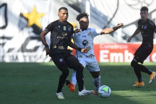 Tudo sobre Ceará x Santos pelas oitavas de final da Copa do Brasil (Foto: Ivan Storti/ Reprodução/ Flickr oficial do Santos FC)