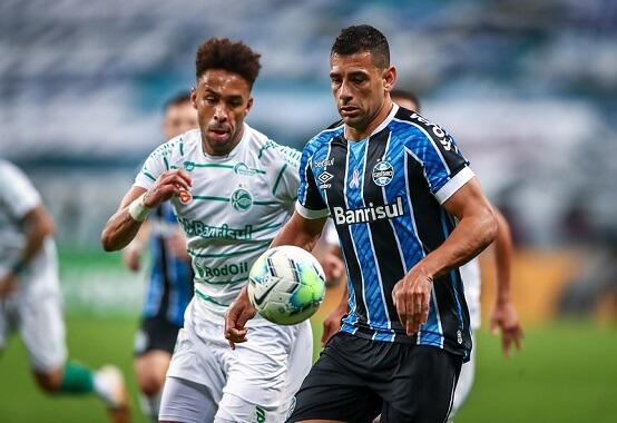 No jogo de ida, o Grêmio superou o Juventude em sua arena pelo placar de 1 x 0 e tem a vantagem do empate em Caxias do Sul (Foto: Lucas Uebel/ Reprodução/ Flickr oficial Grêmio FBPA)