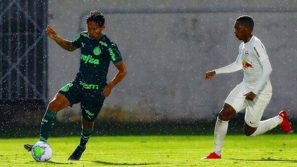 Palmeiras x Red Bull Bragantino AO VIVO pela Copa do Brasil (Foto: Cesar Greco/ Reprodução/ Flickr oficial SE Palmeiras)