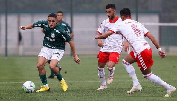 Internacional x Palmeiras AO VIVO pelas quartas de final da Copa do Brasil Sub-20 (Foto: Fabio Menotti/ Flickr oficial SE Palmeiras)