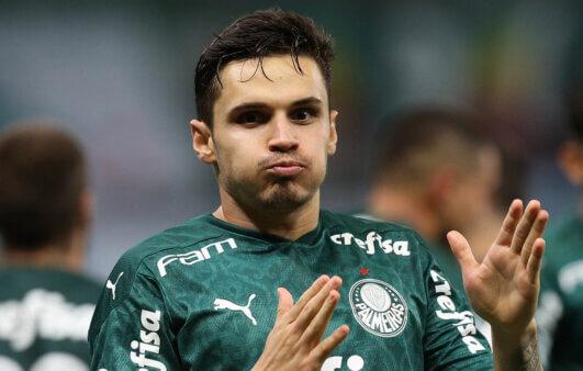 Palmeiras, Covid-19, Raphael Veiga