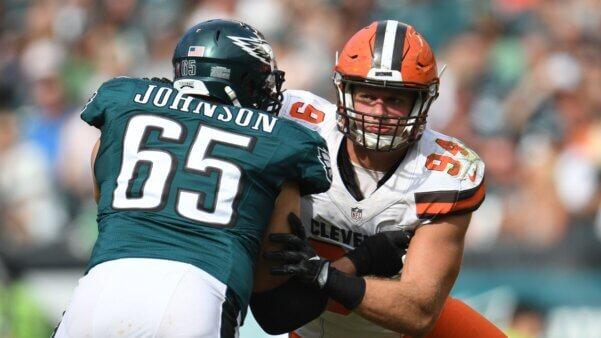 Eagles x Browns AO VIVO Semana 1 da NFL 2020.