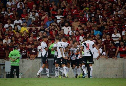 Vasco da Gama: 9 jogadores testaram positivo para a Covid-19