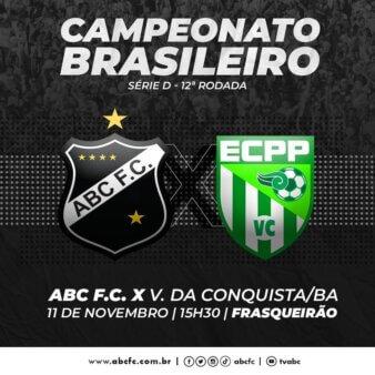 ABC x Vitoria da Conquista