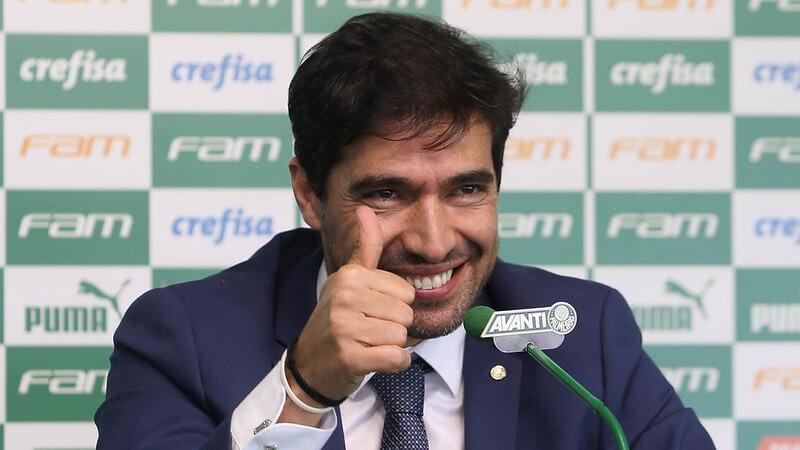 Abel Ferreira Do Palmeiras Fica Acima De Jesus Coudet E
