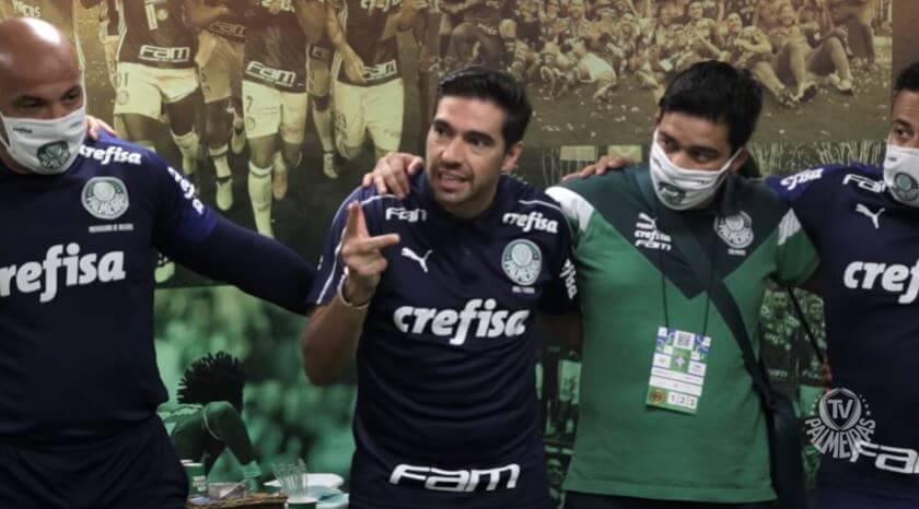 Abel Ferreira U0026quot V U00e3o Falar Bem Da Equipe Mas N U00e3o Ganhamos
