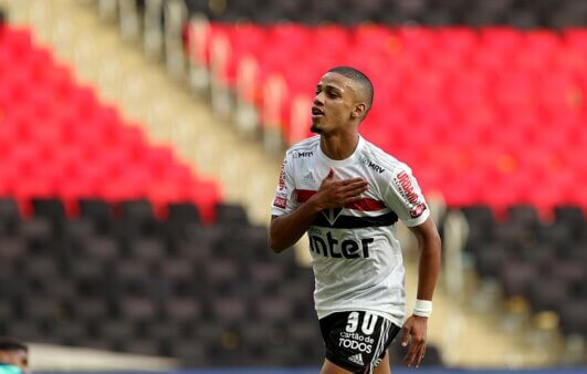 Flamengo x São Paulo - Cartola FC