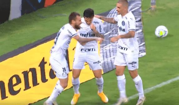 Ceará x Palmeiras gols