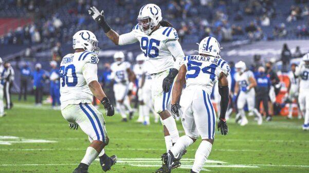 Colts x Packers - AO VIVO na TV