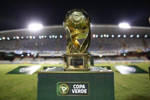 CBF definiu o calendário básico da Copa Verde