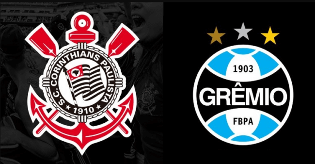 Corinthians x Grêmio ao vivo