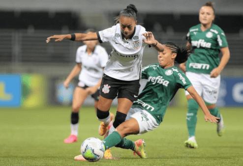 Prováveis escalações e informações Corinthians x Palmeiras Brasileirão Feminino