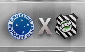 Cruzeiro x Figueirense ao vivo