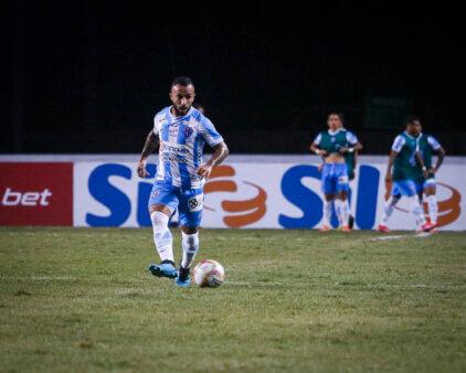 Erik Bessa não é mais jogador do Paysandu Sport Club