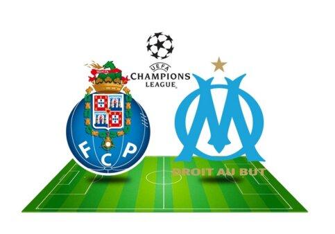 Porto x Olympique AO VIVO pela Champions League (Reprodução/ Arte: Adriano Oliveira)
