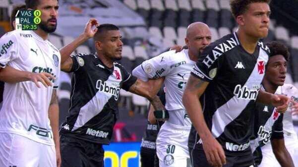 Felipe Melo, Palmeiras
