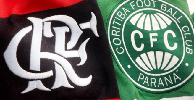 Flamengo x Coritiba ao vivo