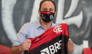 Flamengo x São Paulo escalação