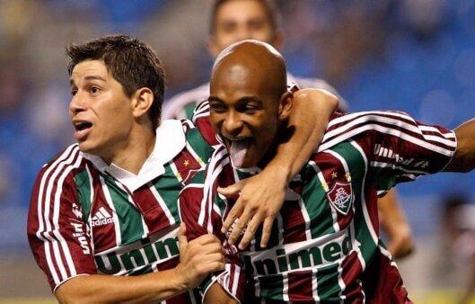Tartá é cria do Fluminense