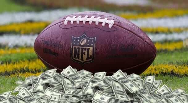 Apostas na NFL