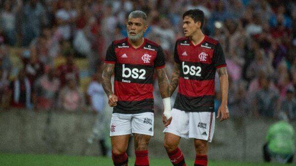 Gabigol, Pedro, Flamengo