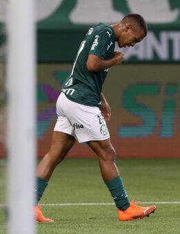 Palmeiras Gabriel Verón