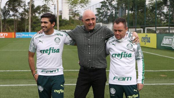 Abel Ferreira no Palmeiras