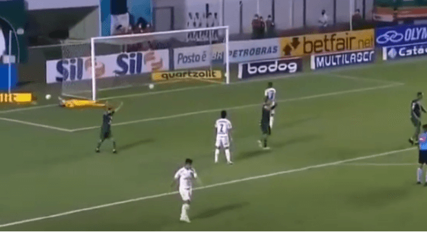 Goiás x Palmeiras gols